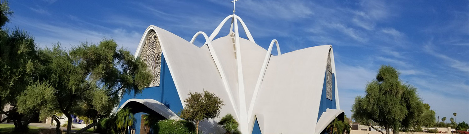 Roman Catholic Church in Scottsdale AZ | Saint Maria Goretti